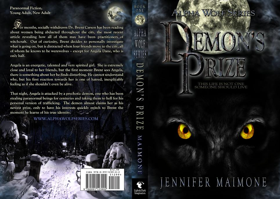 Demon's Prize Book