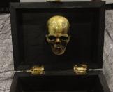 Ankh Box Skull